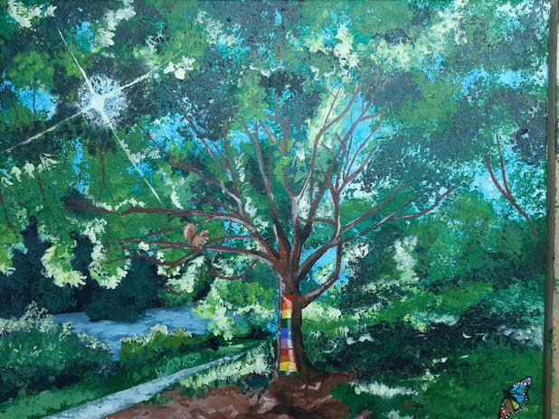 Wellbeing Tree