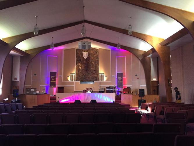 THE WAY FELLOWSHIP CHURCH