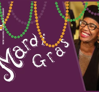 Thabisa- Mardi Gras 2020 at New Haven li