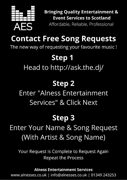Contact Free Song Requests How are We St