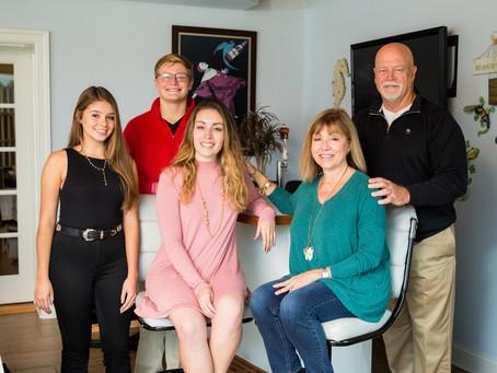 Love Thy Neighbor - The Arentz Family