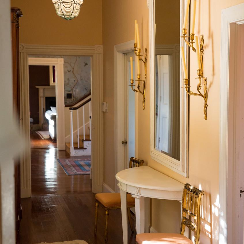 Bowlingly Estate Hallway