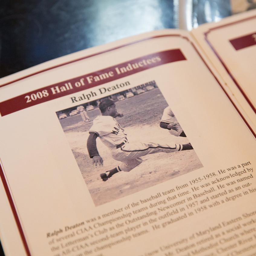 Ralph Deaton Baseball