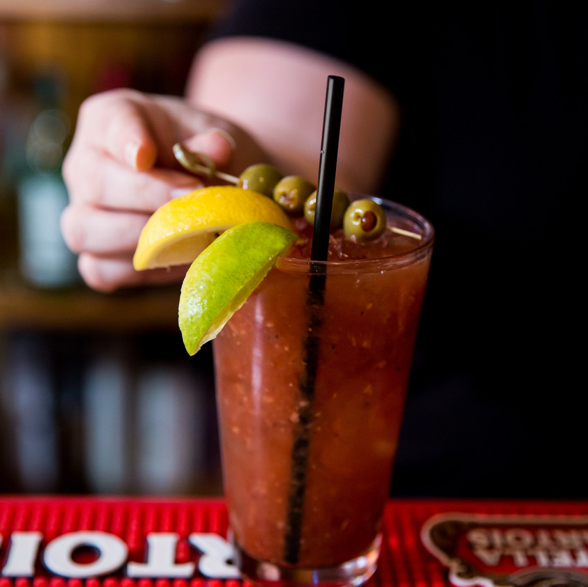 Victory Garden Bloody Mary
