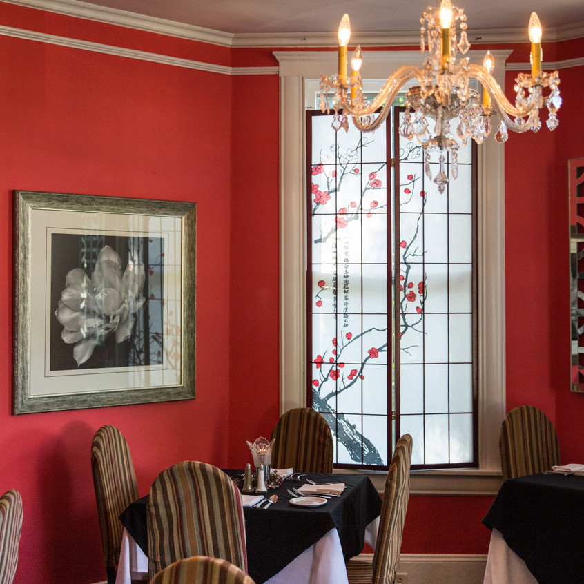 Harry's on the Green Dining Room