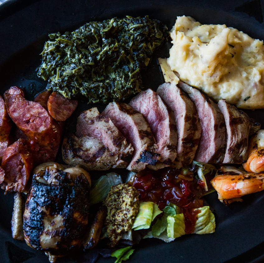 Mixed Grill Meats