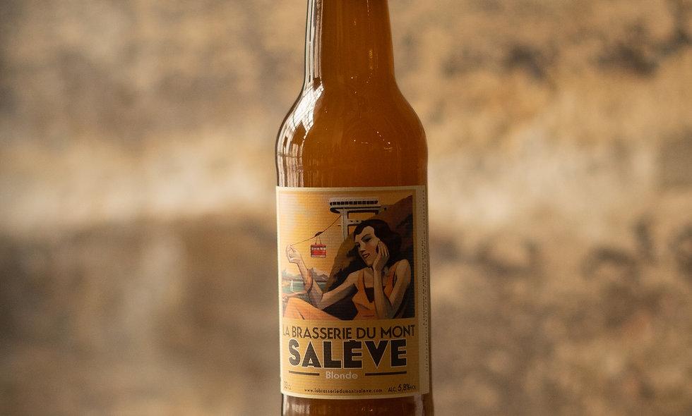 Bière Mondeuse Mont Salève