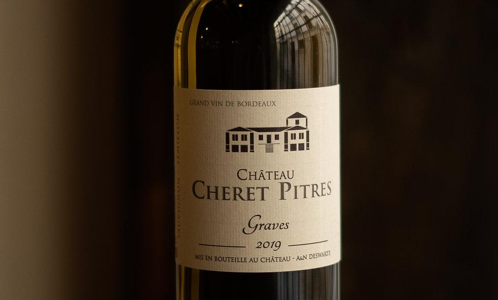 Chateau Cheret Pitres 2019