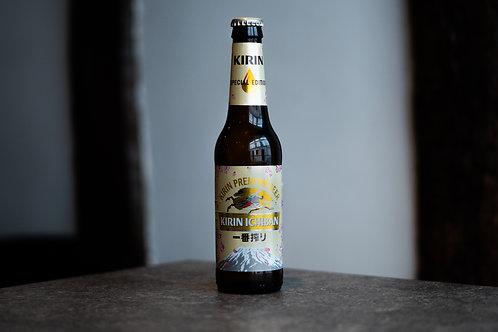 Bière Japonaise Kirin Ichiban