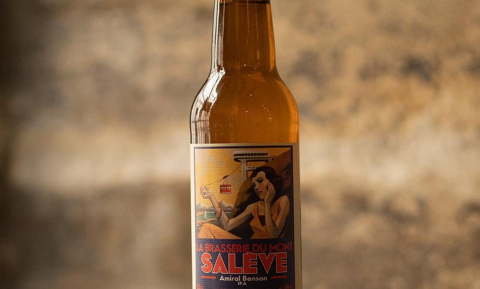 Bière IPA Enigma Mont Salève