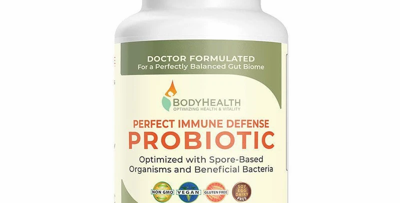 Perfect Immune Defense Probiotic