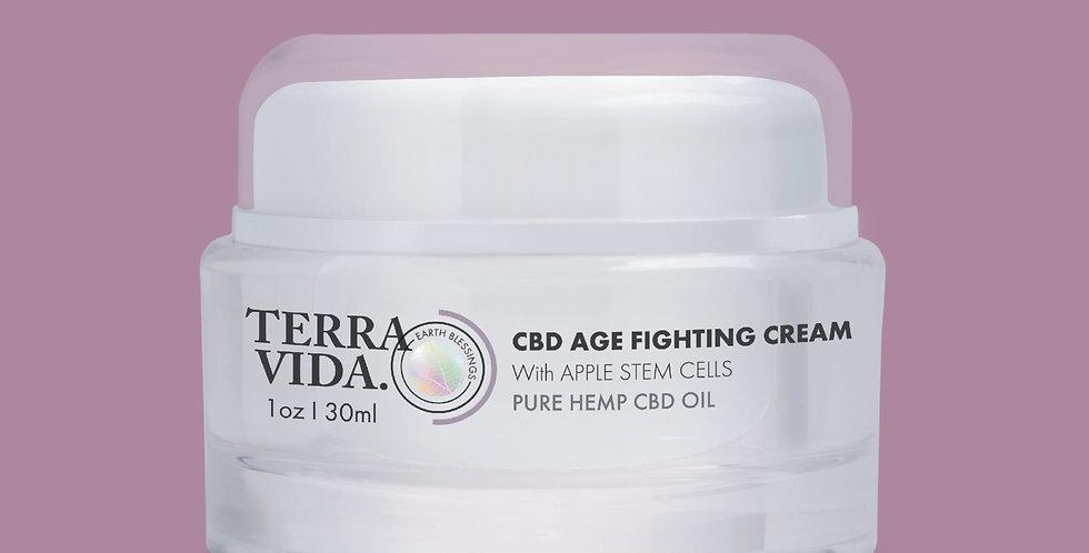 CBD AGE FIGHTING CREAM
