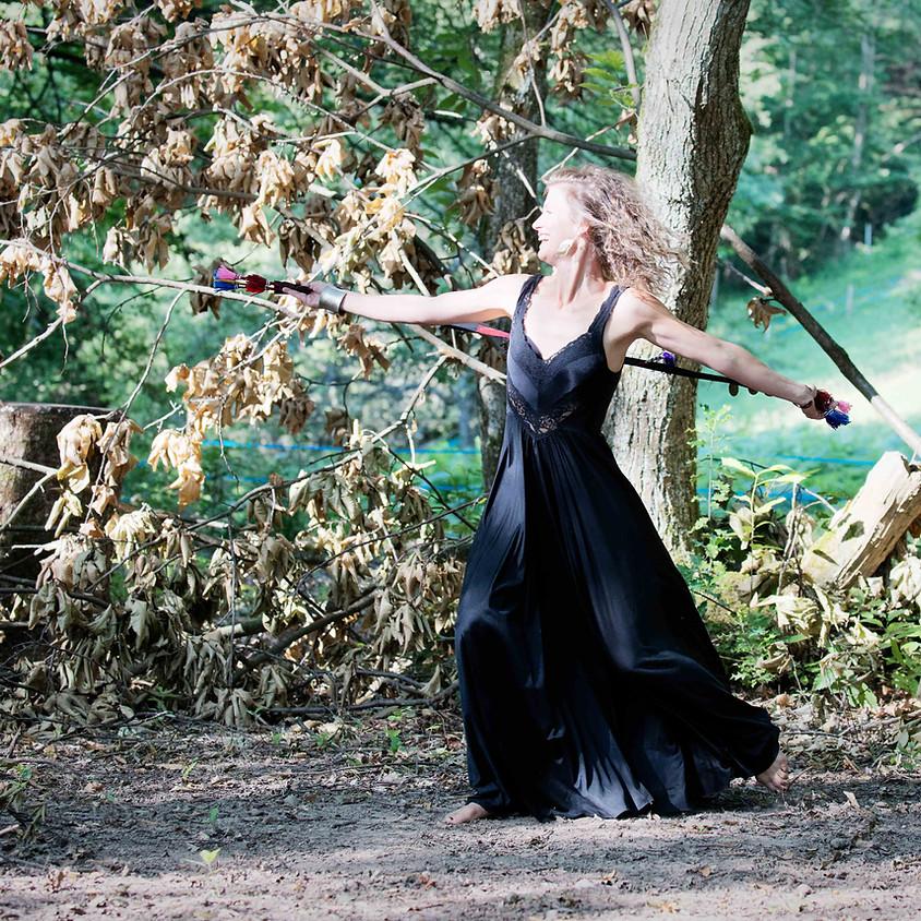 Danse Intuitive, méditation et guérison