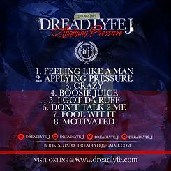 DreadLyfe J - Applying Pressure (Back).j