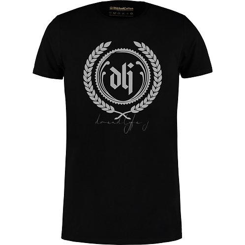 DLJ dreadlyfej Custom Designer Black Shirts