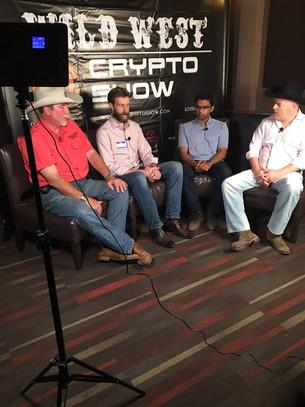 Wild West Crypto Show Appearance, Houston