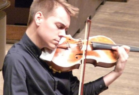 MATTHEW LIPMAN CHOSEN AS NEW CHAMBER MUSIC SOCIETY OF LINCOLN CENTER ARTIST