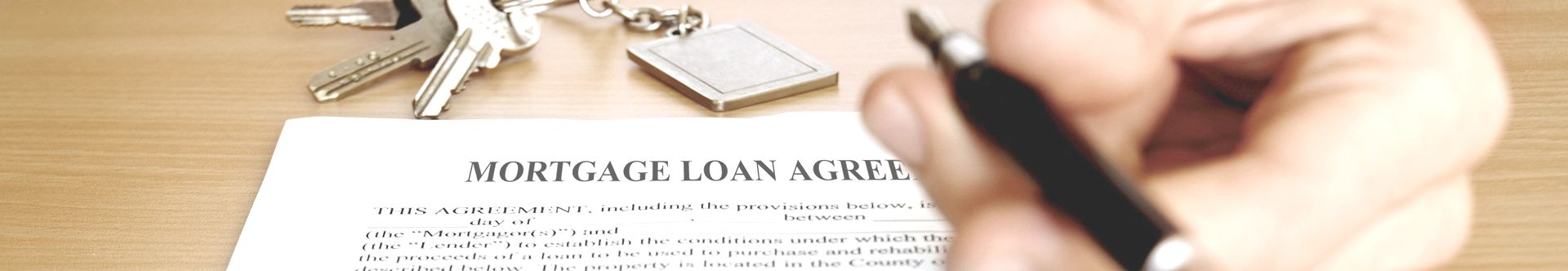 Traditional Mortgages