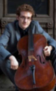 American cellist Ben Capps