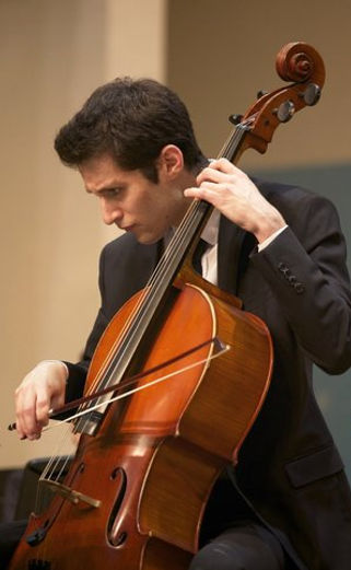 Michael Katz, cello