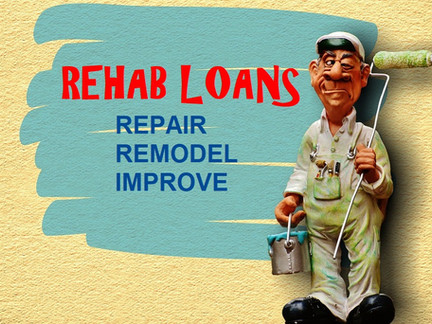 Fun Facts on Renovation & 203K Loans