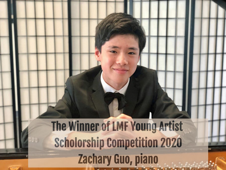 The Winners - Zachary Guo!