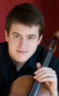 Violist William Frampton