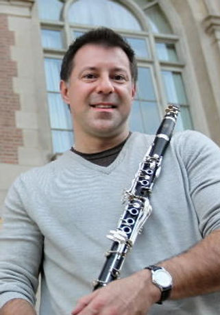 Stephen Williamson is the principal clarinetist of the Chicago Symphony Orchestra