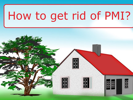 Ways to Get Rid of PMI