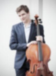 cellist Andrei Ioniță