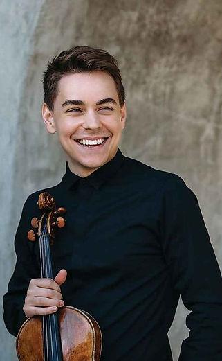 American violist Matthew Lipman