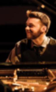 Pianist Peter Dugan