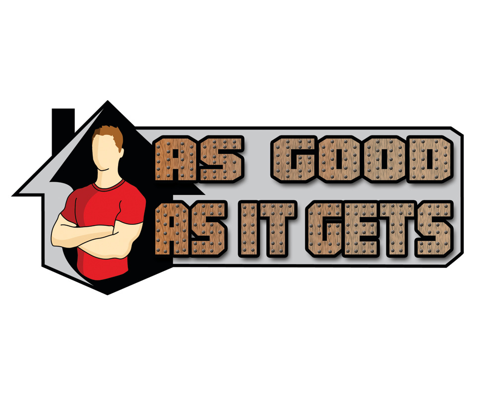 As good a it gets Logo