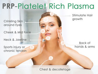 PRP/Platelet-Rich Protein Skin Rejuvenation Therapy