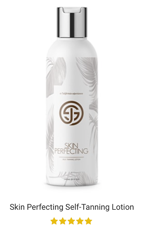 Skin Perfection Self Tanning Lotion