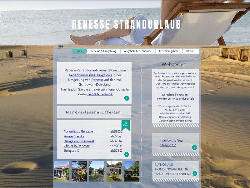 Renesse-Strandurlaub