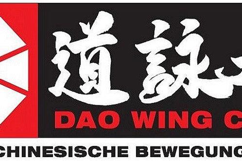 Aufkleber Dao Wing Chun