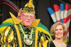 2018 Prinzenpaar Proklamation