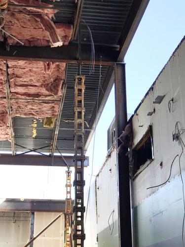 Pueblo Mall Roof