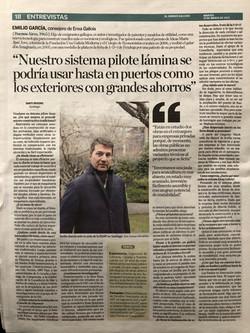 2019 03 19 El Correo Gallego