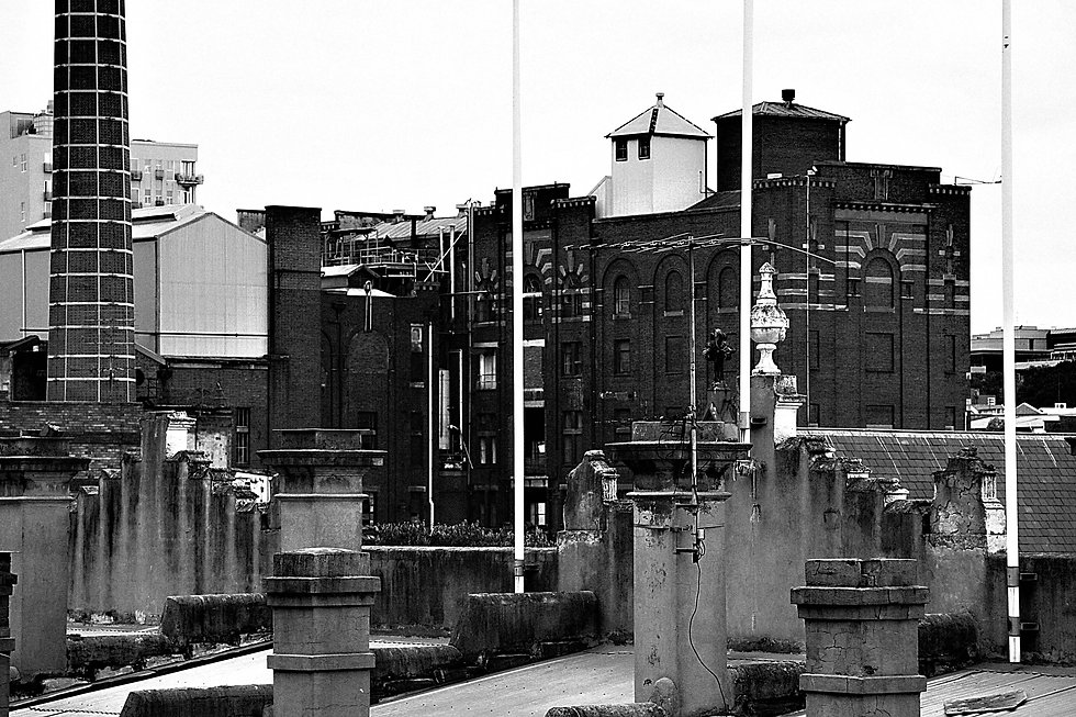 Carlton brewery urban site