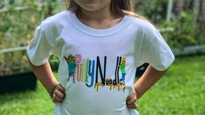 Punky Noodles Kids Tee