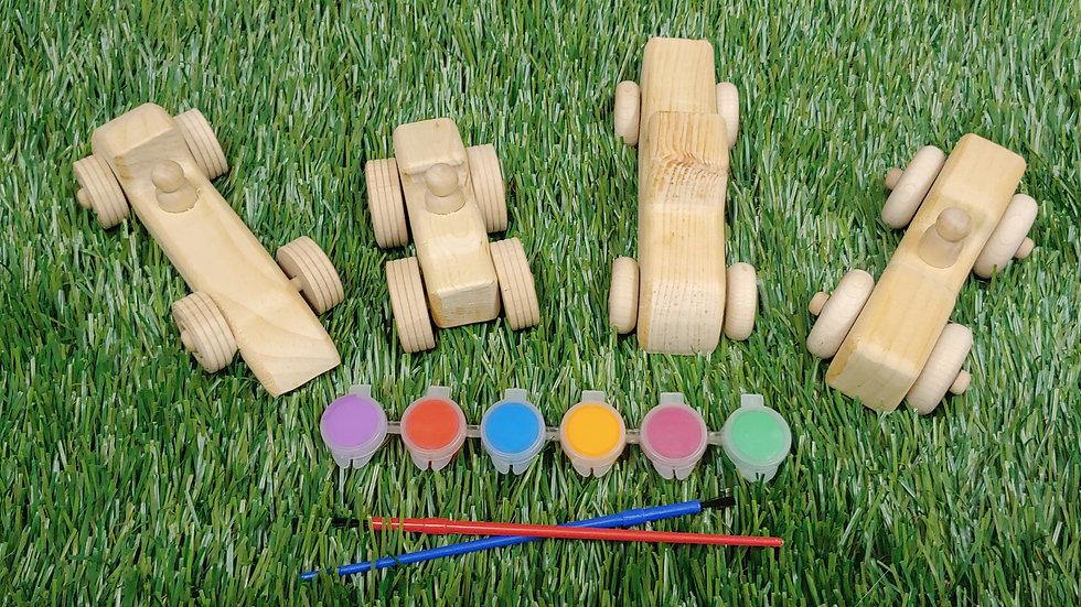 ADK Wood Toy Kit