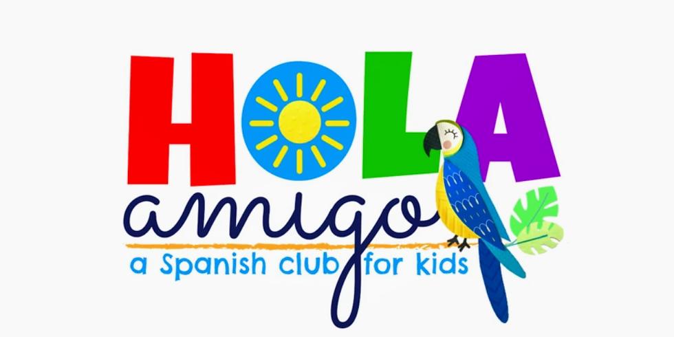 Spanish Club (ages 7-11)