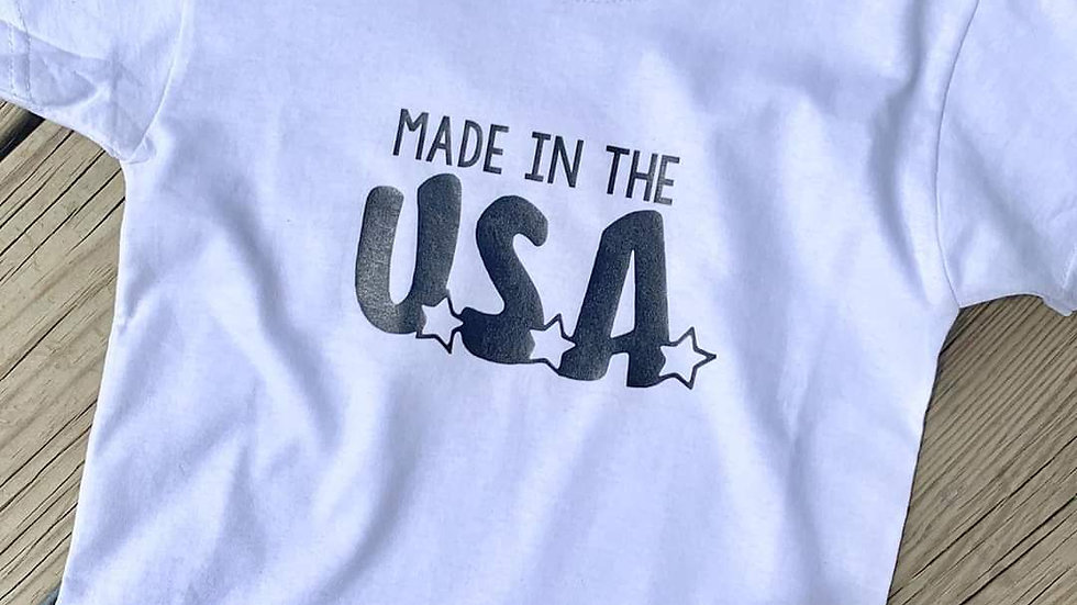 Youth USA Tee