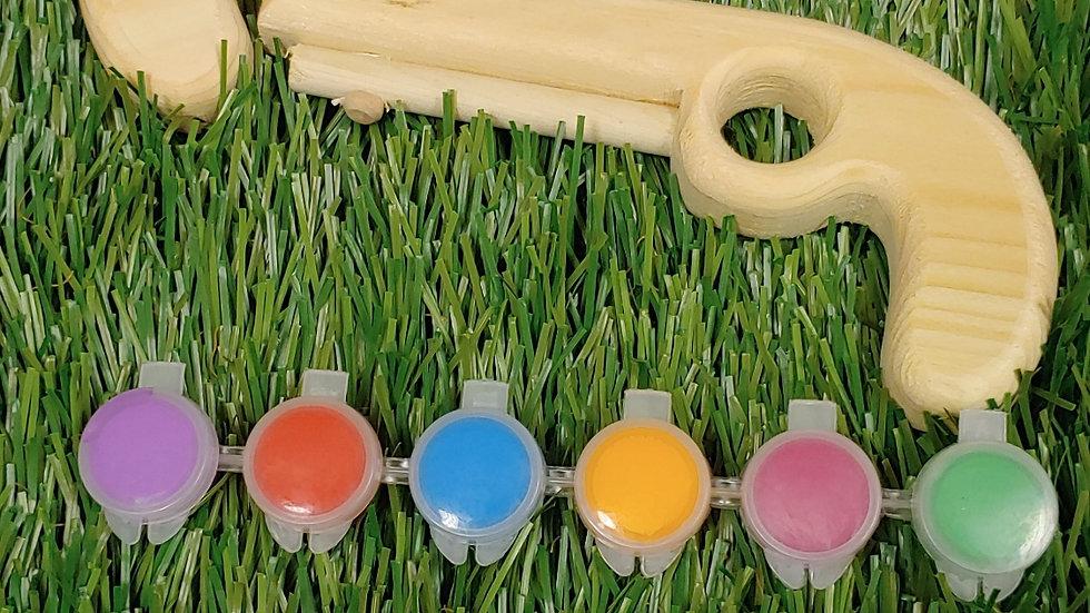 ADK Wooden Pistol Kit