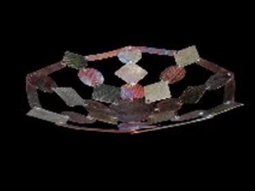 Circles & Squares Bowl #2