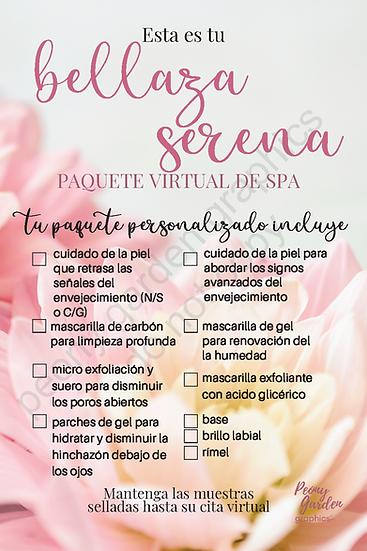 Belleza Serena - 1