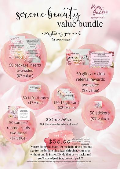 Serene Beauty Value Bundle