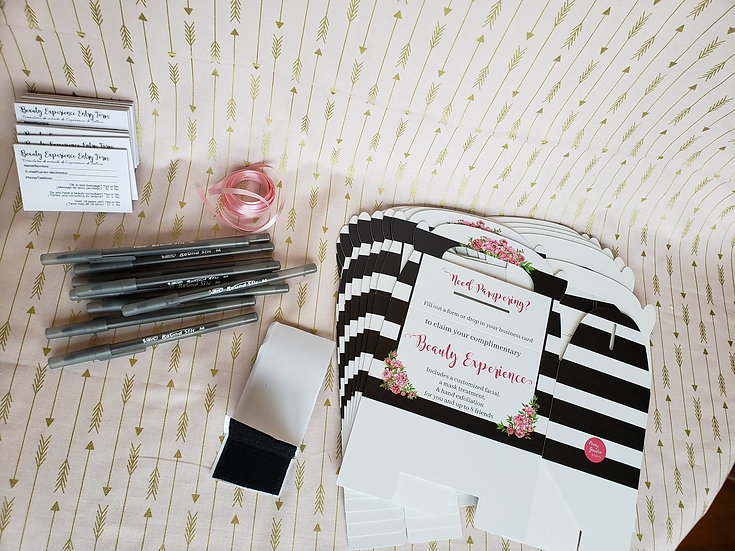 Premium Lead Box Kit - Lisa Style